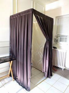 How To Build A Portable Changing Room Diy Try