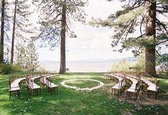 10 Unique Ceremony Seating Ideas - Project Wedding