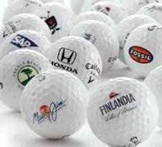 CL.Promotional - Advertising golf balls