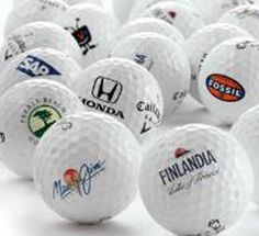 CL.Promotional - Advertising golf balls