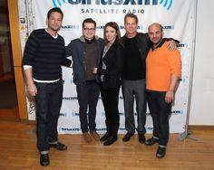 Brian Van Holt Photos: Celebrities Visit SiriusXM Studio
