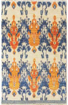 Rugs USA Bohemian Collection Ferndale Ivory Rug $2289