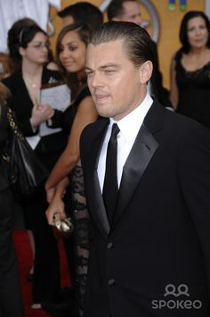 LEONARDO DICAPRIO at the 13th Annual Screen Actors Guild Awards at the Shrine Auditorium. January 28, 2007 Los Angeles, CA Picture: Paul Smith / Featureflash