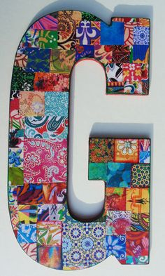 G Letter G Nursery Letter G Wall letter G by DulcetWhimsy on Etsy, $22.00