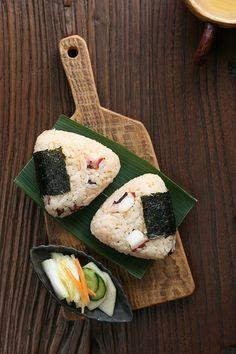 Octopus Rice (Tako Meshi) by bananagranola (busy), via Flickr