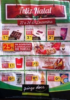 Antevisão Promoções Folheto Pingo Doce - de 22 a 24 de Dezembro