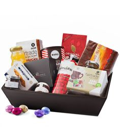 Breakfast Hamper . Then keep going because this breakfast hamper is sure to please. Enjoy refreshing fruit smoothies, honey cake, elegant jams, and black tea. A wonderful way to start your day with family or friends.