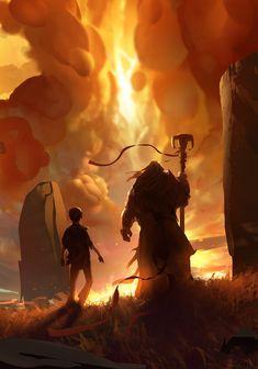 Warlock Apprentice by Balance-Sheet on DeviantArt