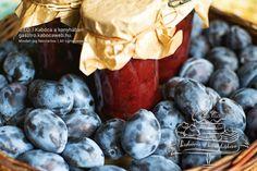 Sült szilvalekvár Blueberry, Fruit, Automata, Recipes, Food, Berry, Recipies, Essen, Meals