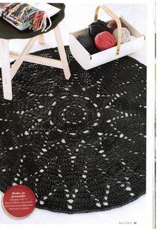 Virkattu matto - Lappajärven Värjäämö Oy New Art, Crochet Patterns, Carpet, Kids Rugs, Knitting, Rug Ideas, Home Decor, Farmhouse Rugs, Decoration Home