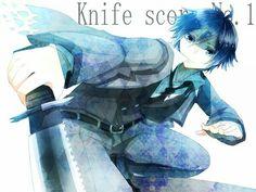 Knife , Assassination Classroom , Yuuma Isogai