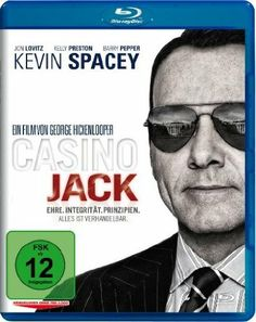 Casino Jack [Blu-ray]: Amazon.de: Kevin Spacey, Ruth Marshall, Graham Greene, Barry Pepper, John Robinson, Spencer Garrett, Kelly Preston, J...
