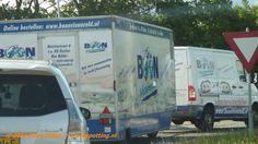 Hedenochtend :  Op weg naar de markt in Anna Paulowna Boon Viswereld uit Den Helder!  www.facebook.com/TruckspottingNL