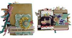 Amazing Mini Album - Epiphany Crafts