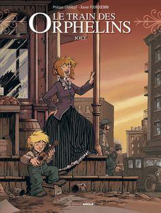 BD LE TRAIN DES ORPHELINS - tome 4