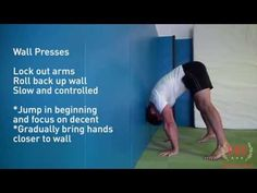 ▶ Straddle Press to Handstand Tutorial - YouTube