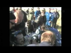Astronaut Chris Hadfield & Two Expedition Crewmates Have Returned Safely to Earth