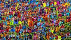 Da igual de donde seas, todos tenemos color.