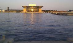 The Opera house (Copenhagen, København, CPH, KBH, Danmark, Danish, Denmark, travel, Europe, city, capital, visit, beautiful)
