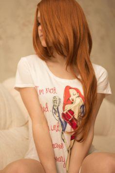 Redheadsmyonlyweakness