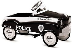 Pedal Car  -  Start Them Early