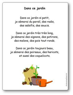 Nursery rhyme In this garden : Nursery rhyme In this garden Halloween Nursery Rhymes, French Poems, Kids Stage, Garden Nursery, Teaching French, Practical Gifts, Learn French, French Language, Science And Nature