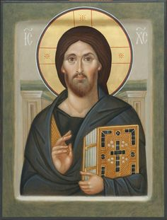 Over 600 hand-painted Orthodox icons to order from the Catalog of St Elisabeth Convent. Commission a painted icon of Christ, the Mother of God, Orthodox saints and Feasts Byzantine Icons, Byzantine Art, Religious Icons, Religious Art, Jesus Is Lord, Jesus Christ, Anima Christi, Christ Pantocrator, Rolodex