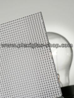PLEXIGLAS® Textures, sheet, Clear 0A000 Z