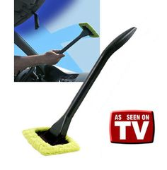 Windshield Easy Cleaner with Ergonomic Handle: 3 for $10, 2 for $6 1 for $3.50 + Free Shipping