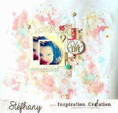 Inspiration Création Blog: Une page avec de la patouille