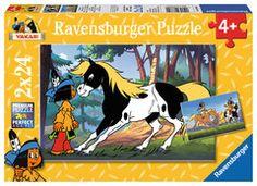 Yakari und kleiner Donner Puzzles;Kinderpuzzle Ravensburger