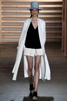 Tibi Spring 2015 Ready-to-Wear Fashion Show: Complete Collection - Style.com