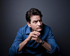New show with Charlie Sheen (again).