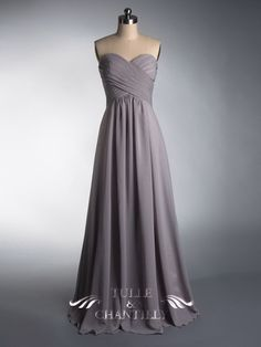 Modest Orange Chiffon Cross Ruched Sweetheart Bridesmaid Dress Only 130!  Sage, sky blue, pale yellow, lilac, dusty rose or pink, coral, beige, gray