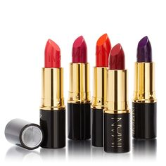 Iman Cosmetics Luxury Moisturizing Lipstick