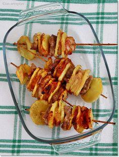 Shrimp, Bacon, Pork, Garden, Kale Stir Fry, Garten, Lawn And Garden, Gardens, Gardening