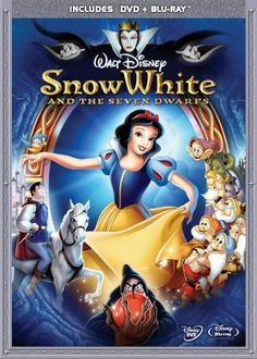Cover for Snow White and the Seven Dwarfs