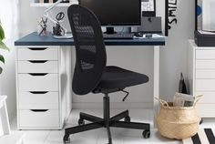 16 best new office images desks ikea office furniture swinging chair