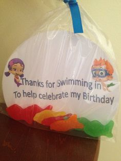 Hey, I found this really awesome Etsy listing at http://www.etsy.com/listing/121024764/bubble-guppies-favor-bag