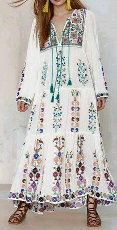 Beautiful linen dress!