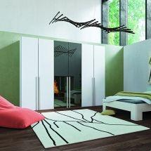Jutzler 6-ovinen vaatekaappi WINNIPEG - vallaste.fi Wardrobes, Furniture, Home Decor, Closets, Decoration Home, Room Decor, Home Furnishings, Home Interior Design, Cabinets