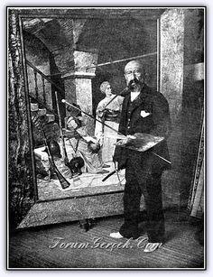 Osman Hamdi Bey - Turkish archaeologists, museum Curators and artist (1842 - 1910) - Forum Real