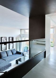Soho loft living room Contemporary home decor ideas contemporary