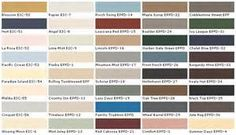 Pratt And Lambert Paints  Calibrated Colors House Paint Color