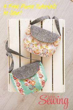 Bolsa - Free Purse Sewing Tutorials