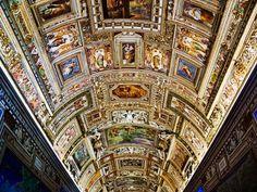 Galleria delle Carte Geografiche - Musei Vaticani.