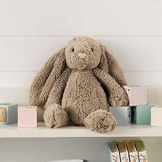 Jellycat Bashful Bunny - Medium Natural | The White Company