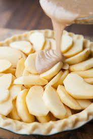 fruit pie with custard filling - Google-søk