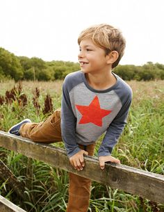 8be10740b36 I ve spotted this  BodenClothing Raglan T-shirt LOVE! Cute Boy Outfits