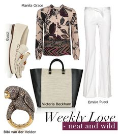 Weekly Love: Neat and Wild